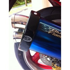 R&G Oval Exhaust Protector